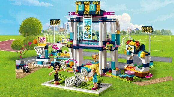 Конструктор LEGO Friends Подружки Набор Спортивная арена для Стефани 41338-8