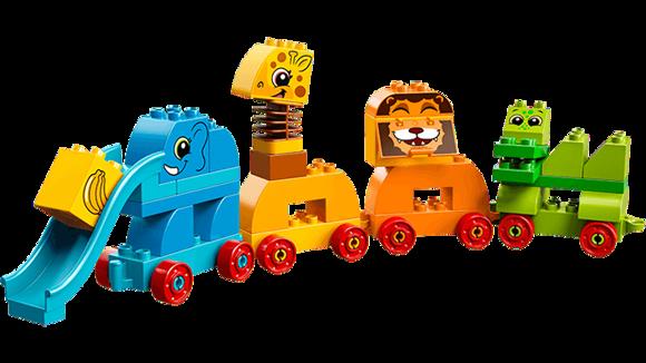 Конструктор LEGO Duplo Мой первый парад животных-10