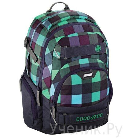 Рюкзак Coocazoo CarryLarry2 Green Purple District