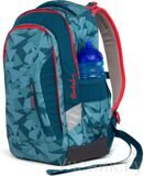 школьный рюкзак Ergobag Satch Sleek Beach Leach 2.0-7