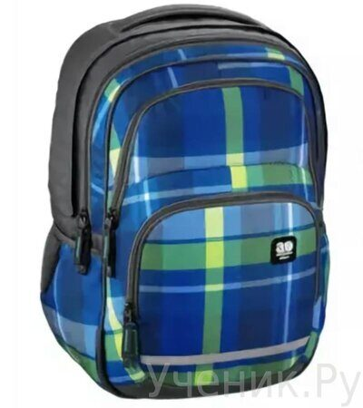 Рюкзак HAMA All Out Blaby Woody Blue-1