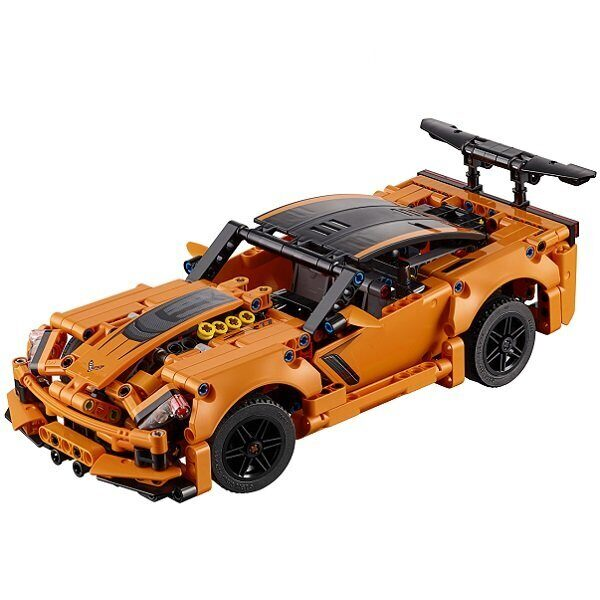 LEGO Technic 42093 Конструктор ЛЕГО Техник Chevrolet Corvette ZR1-1