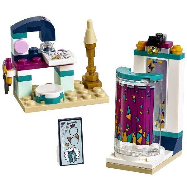 Конструктор LEGO Friends Подружки Набор Магазин аксессуаров Андреа 41343-4